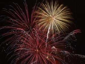 Lido di Jesolo fuochi d'artificio