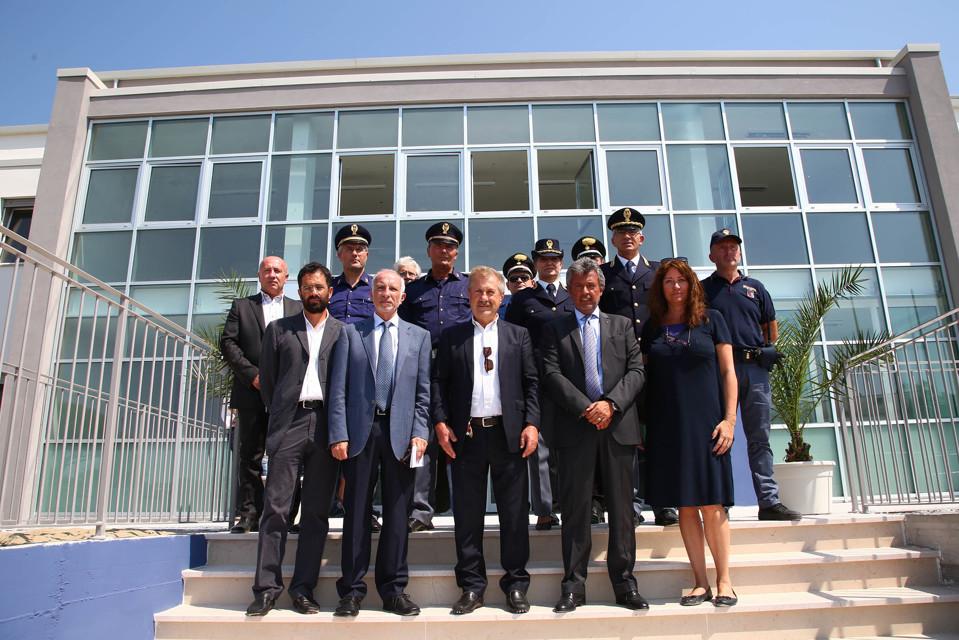 Nuovo commissariato di Polizia Jesolo