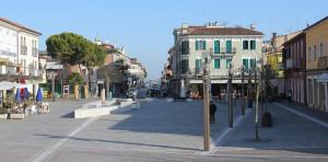 Jesolo Piazza I Maggio