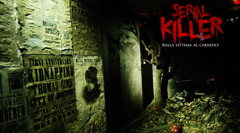 Mostra Serial Killer a Jesolo