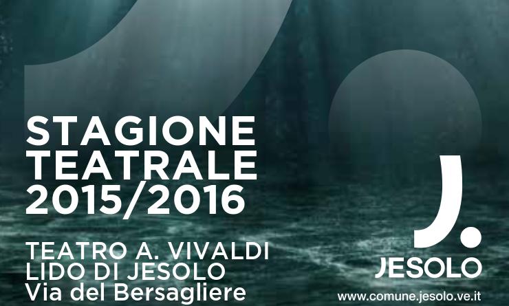 Rassegna teatrale Verso nuove stagioni 2016