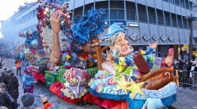 Carnevale a Jesolo 2016