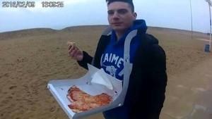 Pizza da passeggio Jesolo