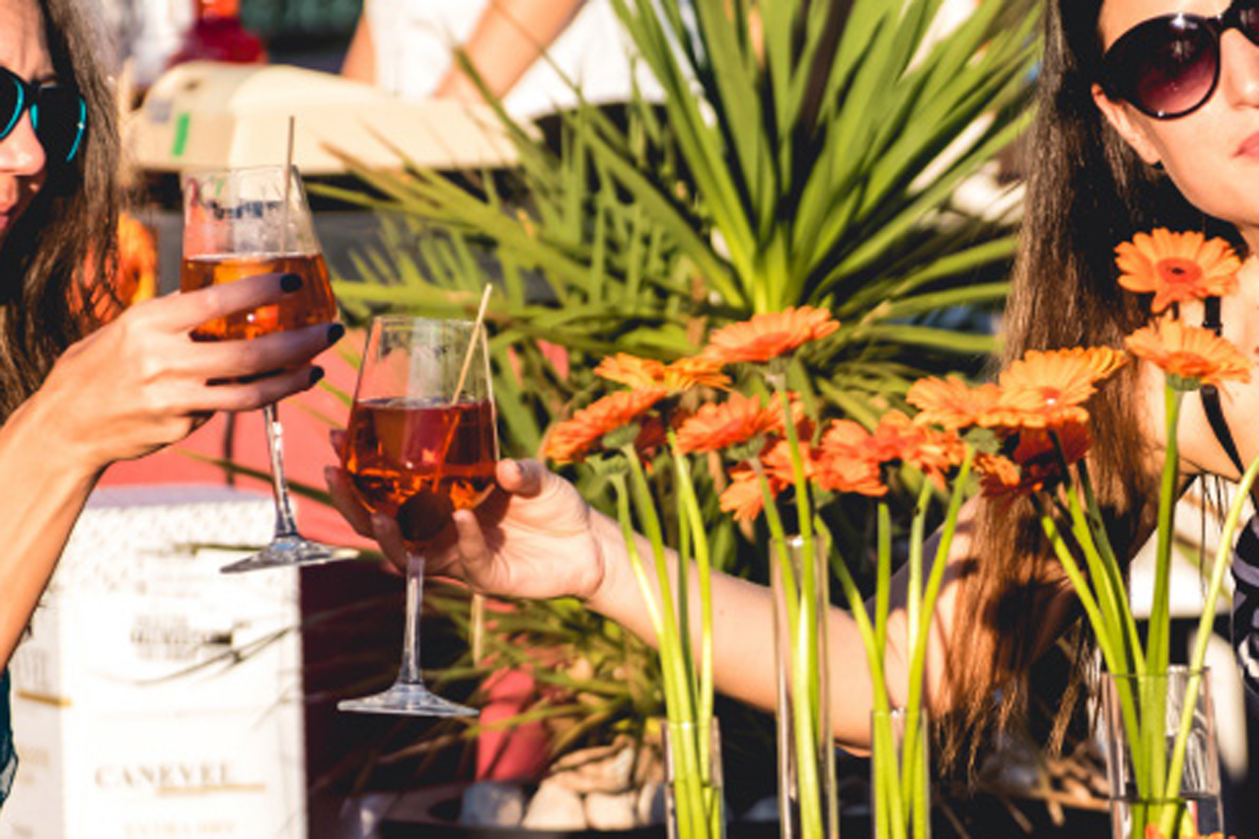 Spritz and Flowers a Jesolo Lido