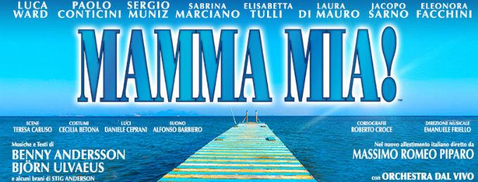 Musical Mamma Mia a Jesolo