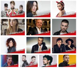 cast festivalshow jesolo 2018