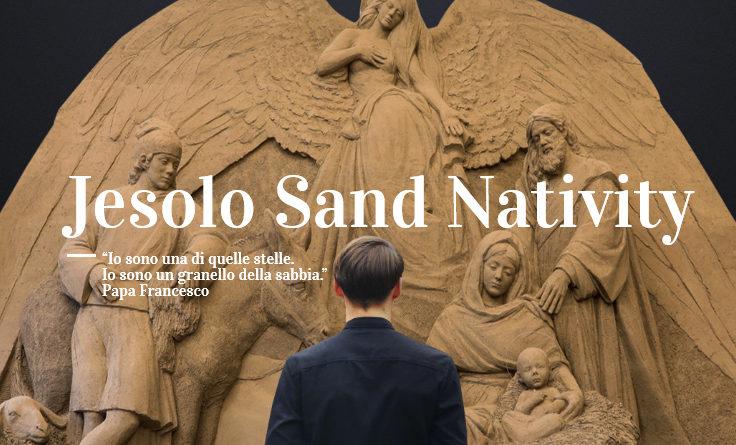Jesolo Sand Nativity